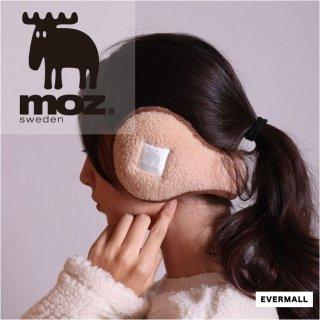 MOZ 耳当て キルティング ボア イヤーマフ 折畳み ウォーマー moz_469-1010