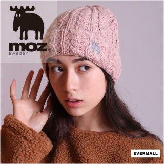 【moz】モズ ニット帽 ニットキャップ メンズ レディース 帽子 シンプル カジュアル ギフト プレゼント シンプル 防寒 贈り物 小物 黒 紺 moz_478-0030