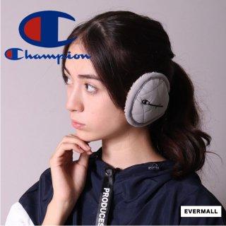 【チャンピオン】Champion 耳当て キルティング ボア イヤーマフ バックアーム 折畳み hyc_489-0010
