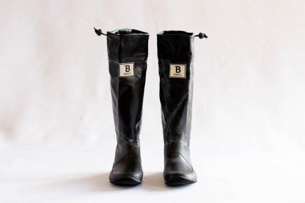 バードウォッチング長靴(限定色 黒)