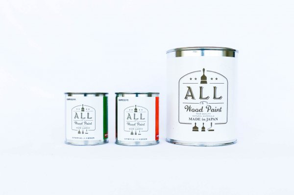ALL Wood Paint  SUPERHARD クリア 750ml