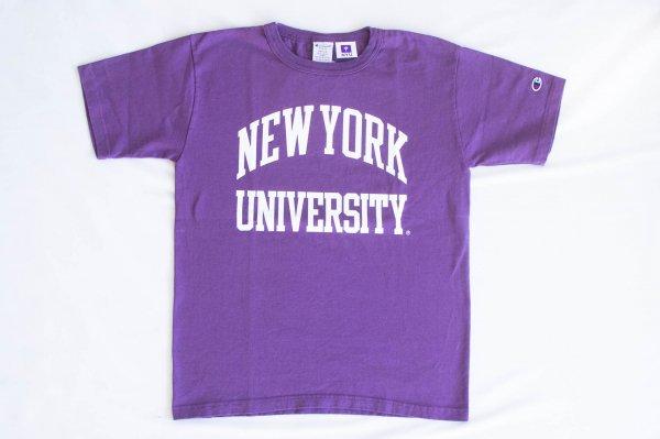 メンズ・T1011 US Tシャツ・NEW YORK UNIVERSITY