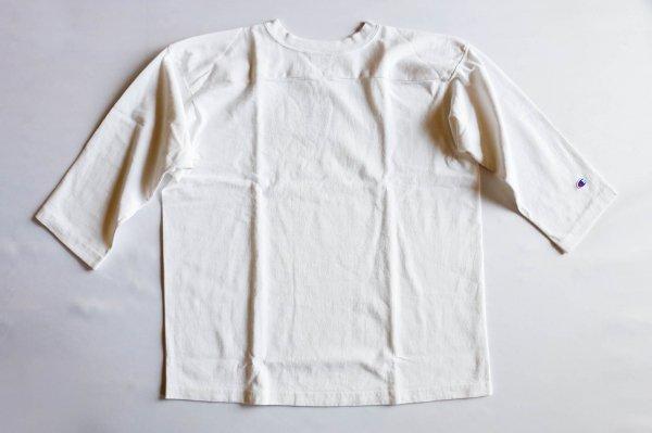 メンズ・T1011 3/4スリーブ (7分袖) フットボールTシャツ
