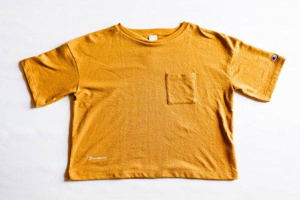 ウィメンズ・ポケットTシャツ