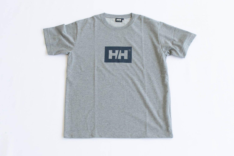 ユニセックス・HHロゴ・Tシャツ Z
