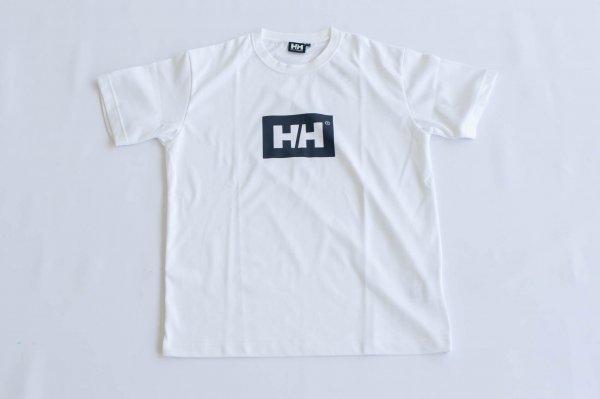 ユニセックス・HHロゴ・Tシャツ W