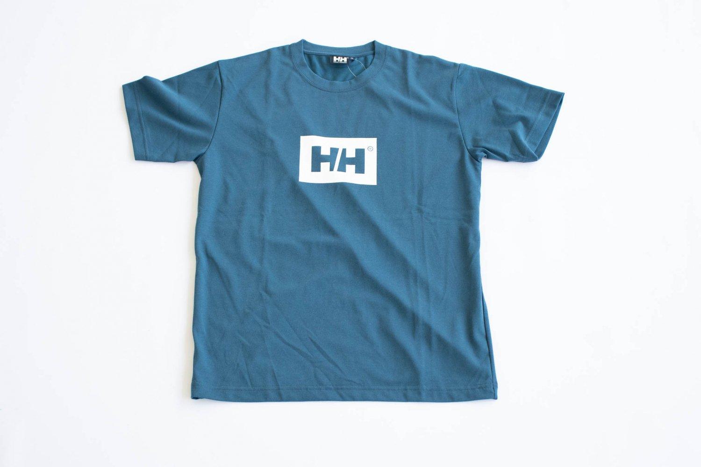 ユニセックス・HHロゴ・Tシャツ Ai