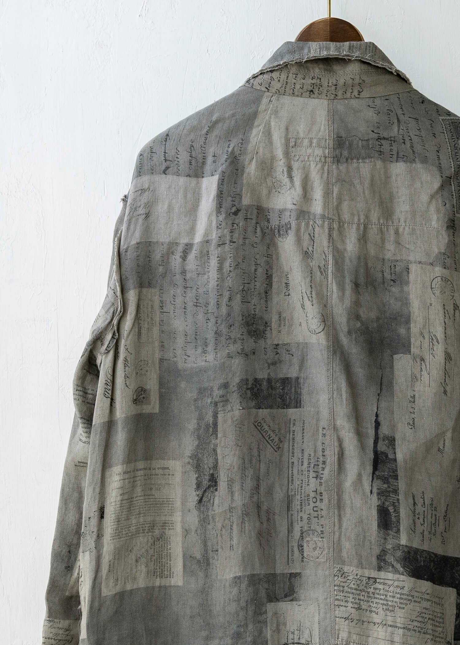 ZIGGY CHEN / COAT 0M2011109