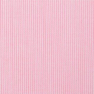 似顔絵手刺繍ハンカチ「ヘアリンストライプ(ピンク)」