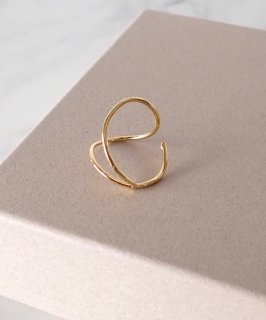 SALON◇Thin line Design Ring