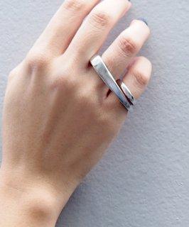 SALON◇Double finger Set Ring
