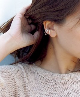 SALON◇Deformed ear cuff
