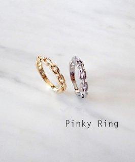 mille blanc◇Pinky ring