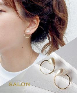 SALON◇Spring earring