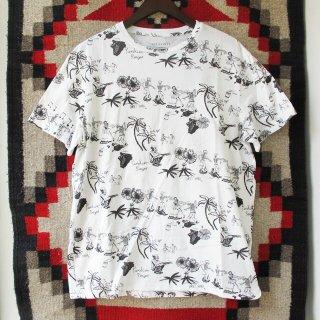 ALLSAINTS(オールセインツ):ハワイアンTシャツ