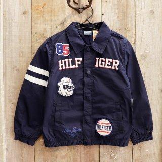 【ボーイズ】Tommy Hilfiger(トミーヒルフィガー):ベースボールジャケット