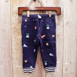 【ボーイズ】Polo Ralph Lauren(ポロラルフローレン):モノグラムジョガーパンツ