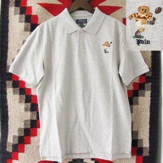 【ボーイズ】Polo Ralph Lauren(ラルフローレン):ポロベアーポロシャツ/RUGBY
