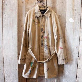 Polo Ralph Lauren(ラルフローレン):ステンカラーコート
