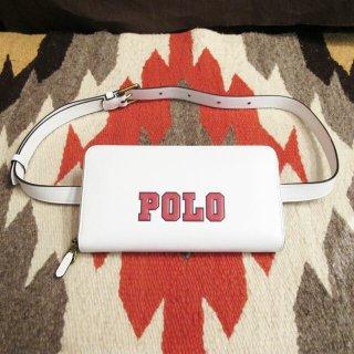 <img class='new_mark_img1' src='https://img.shop-pro.jp/img/new/icons20.gif' style='border:none;display:inline;margin:0px;padding:0px;width:auto;' />【セール】Polo Ralph Lauren(ラルフローレン):ミニショルダー ウォレット