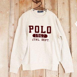 Polo Ralph Lauren(ラルフローレン):プリントスウェット