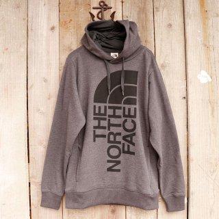 The North Face(ザ ノースフェイス):ロゴパーカ/Dark Gray