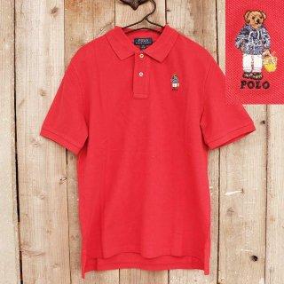 【ボーイズ】Polo Ralph Lauren(ラルフローレン):ポロベアーポロシャツ