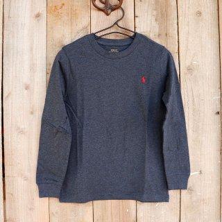 【ボーイズ】Polo Ralph Lauren(ポロラルフローレン):ポニー長袖Tシャツ