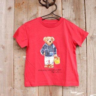 【ボーイズ】Polo Ralph Lauren(ポロラルフローレン):ポロベアーTシャツ