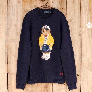 Polo Ralph Lauren(ラルフローレン):ポロベアーセーター