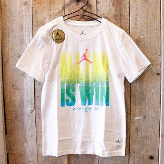 【ボーイズ】Nike Jordan Brand(ナイキ ジョーダンブランド):Asahd Khaked ジャンプマンTシャツ
