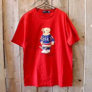 Polo Ralph Lauren(ラルフローレン):ポロベアーTシャツ
