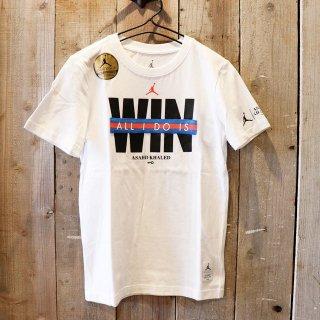 【ボーイズ】Nike Jordan Brand(ナイキ ジョーダンブランド):Asahd Khaked プリントTシャツ