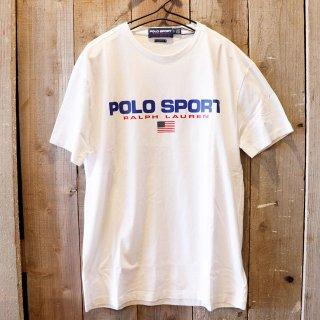 Polo Ralph Lauren(ラルフローレン):【Polo Sport】ロゴTシャツ