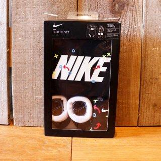 【ベビー】Nike(ナイキ):新生児ギフトセット ボディスーツ スタイ ブーツ 3点セット
