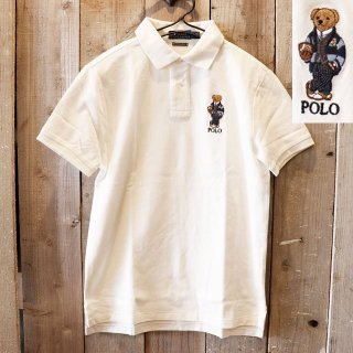 <img class='new_mark_img1' src='https://img.shop-pro.jp/img/new/icons20.gif' style='border:none;display:inline;margin:0px;padding:0px;width:auto;' />【セール】Polo Ralph Lauren(ラルフローレン):ポロベアーポロシャツ