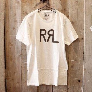 RRL(ダブルアールエルラルフローレン):ロゴTシャツ