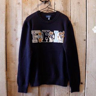 【ボーイズ】Polo Ralph Lauren(ラルフローレン):ポロベアーセーター