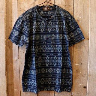 RRL(ダブルアールエルラルフローレン):ネイティブヘンリーTシャツ