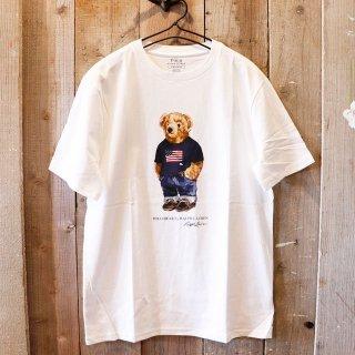 【ボーイズ】Polo Ralph Lauren(ラルフローレン):ポロベアーTシャツ