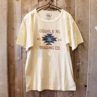 RRL(ダブルアールエルラルフローレン):プリントTシャツ