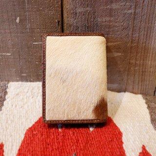 RRL(ダブルアールエルラルフローレン):ヘアーオンハイド カードケース