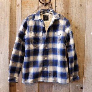 【ボーイズ】Vans(バンズ):シェルパライニングシャツジャケット