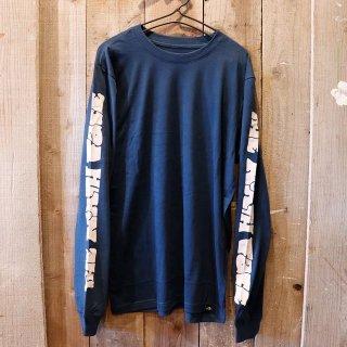 The North Face(ザ ノースフェイス):袖ロゴ 長袖Tシャツ