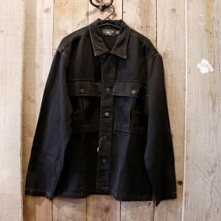 RRL(ダブルアールエルラルフローレン):ヘリンボーンシャツジャケット