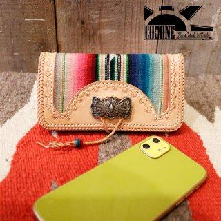 cooone(コーン):手帳型レザースマートフォンケース