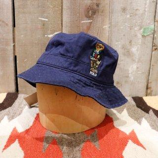 Polo Ralph Lauren(ラルフローレン):ポロベアーバケットハット