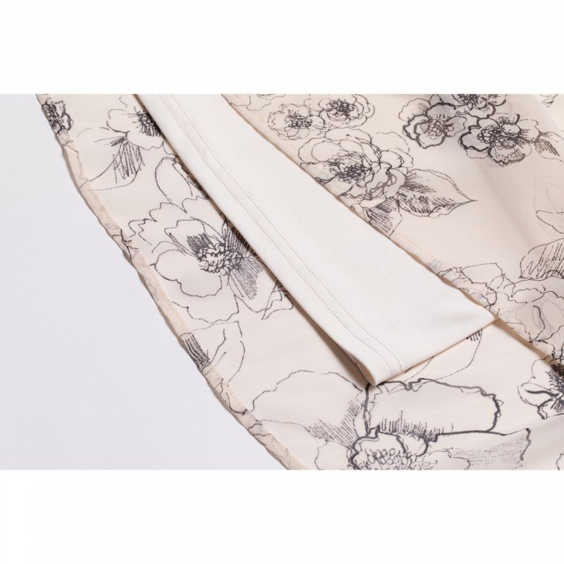 Flower 2 Way One-Piece(Ivory)<img class='new_mark_img2' src='https://img.shop-pro.jp/img/new/icons20.gif' style='border:none;display:inline;margin:0px;padding:0px;width:auto;' />