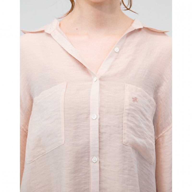 Big Sheer Shirt(Mint)