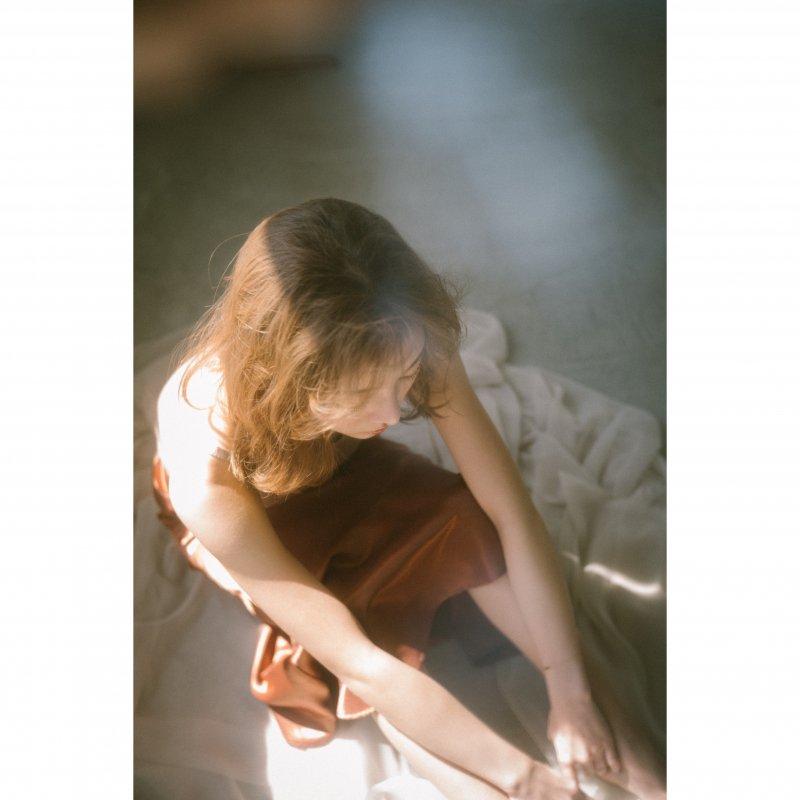 Marmaid Skirt(Brown)